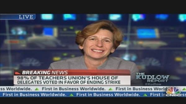 What Was Chicago Teacher's Strike All About?