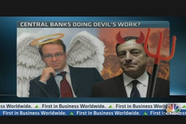 Does the ECB Have a Popularity Problem?