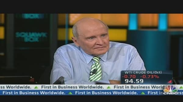 QE3 Does Little to Create Jobs: Welch