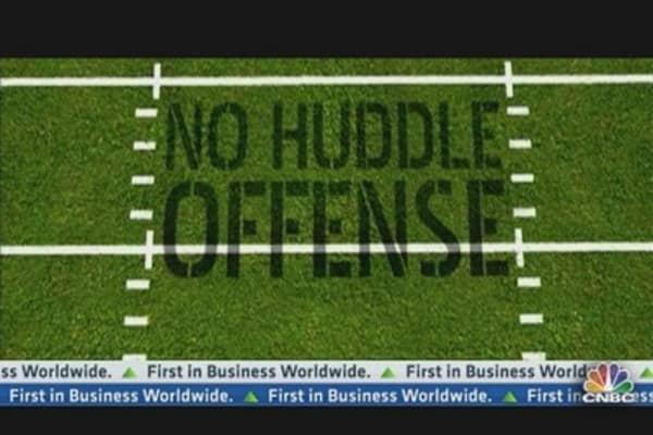 No Huddle Offense: Starbucks vs. Green Mountain