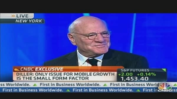 Barry Diller: Facebook's IPO Not A Failure
