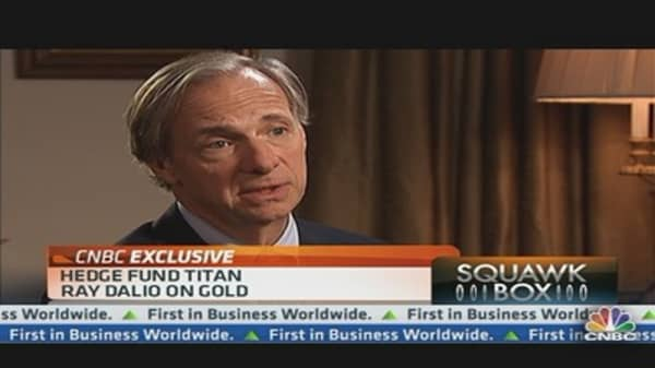 What Worries Hedge Fund Titan Ray Dalio?