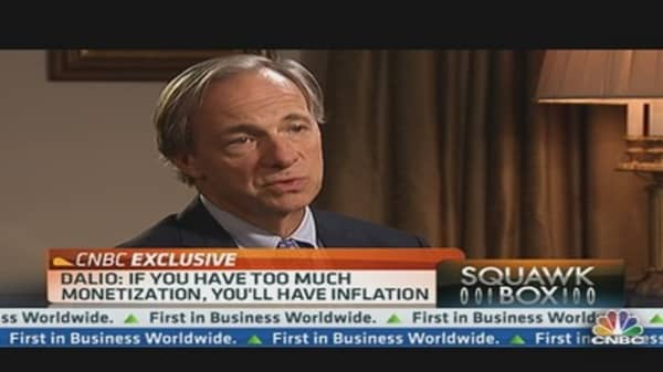 Possible Downturn in US Economy: Ray Dalio
