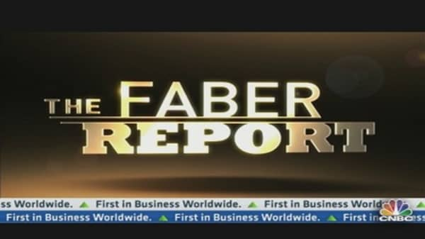 Faber Report: Special Dividends Set to Rise?