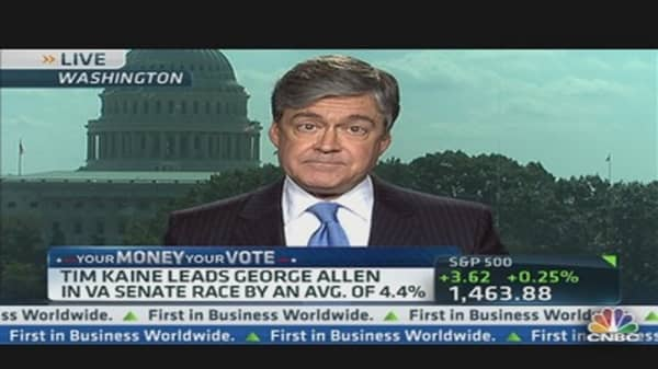 Romney Losing Ground