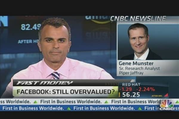 Facebook Headed to $42 Per Share: Gene Munster