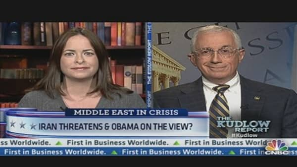 Could Mideast Trump Economy with Voters?