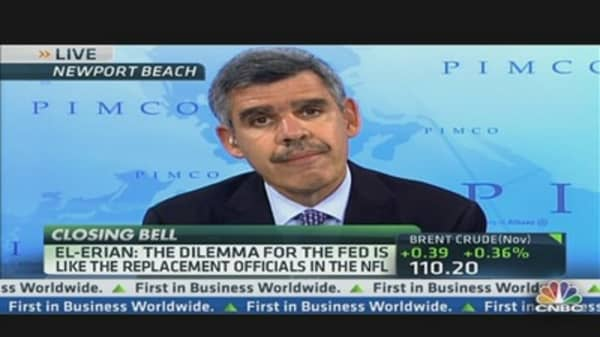 El-Erian: Why Fed Is Like NFL Replacement Refs