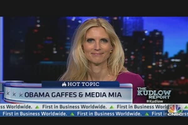 Obama Gaffes Ignored By Media?