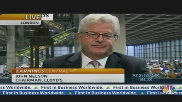 Lloyd's Good Fortune