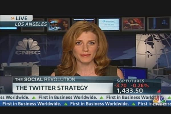 Twitter CEO Reveals Strategy