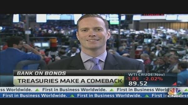 'Grab for Treasuries Is Back': Jeff Kilburg