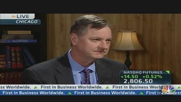 Fed's Evans: We Need to Focus on Dual Mandate
