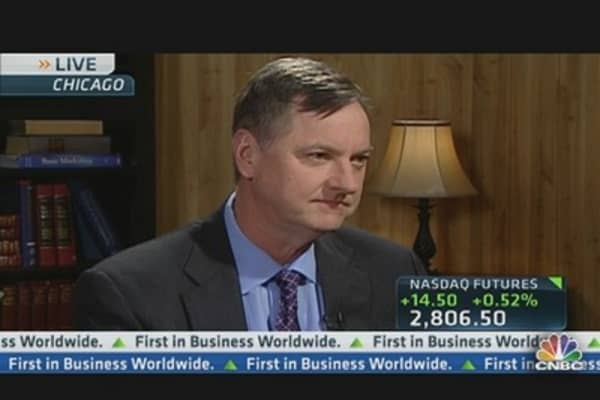 Fed's Evans: We Need to Focus on Dual Mandate
