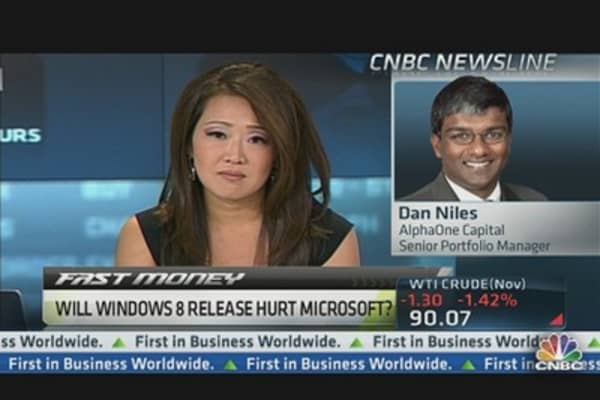 Microsoft Facing Harsh Headwinds: Dan Niles