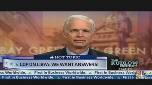GOP Demands Libya Details from White House