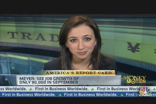 Another Jobs Shocker?