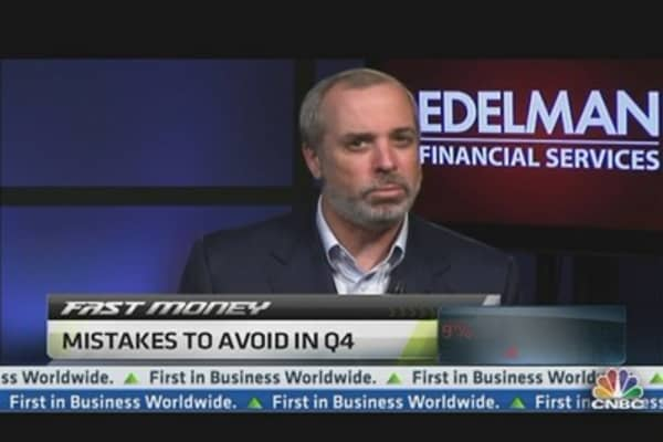 Mistakes to Avoid in Q4