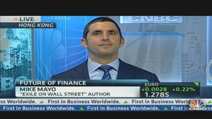 exile on wall street mayo mike