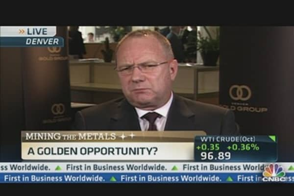 AngloGold Ashanti CEO: Production Has Been Tough to Improve