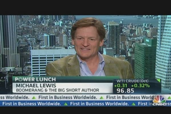 Author Michael Lewis Gets Unprecedented White House Access