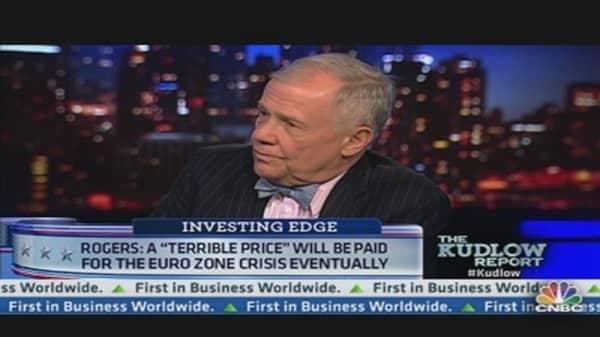 Jim Rogers: Key Catalyst Behind Market Gains