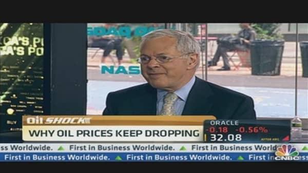 Oil Prices Continue Down Trend: Citi's Ed Morse