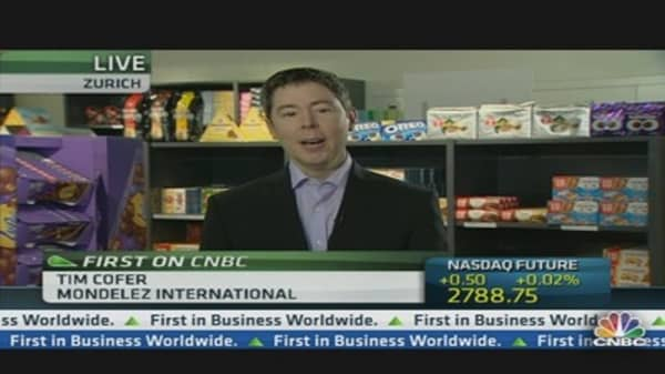 Kraft Foods Names Snack Spin Off