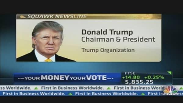 Trump: Romney Go 'Attack Mode' at Debate