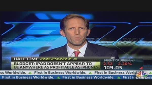 Blodget: iPad Mini Could Hurt Apple Margins