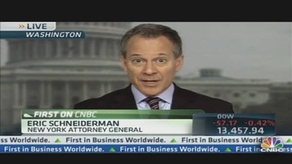 NY AG Sues JPMorgan Over Bear Stearns