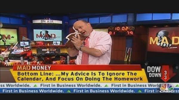 Cramer: Market Patterns Work Until They Don't