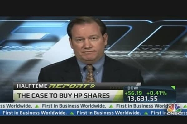 For Some, Hewlett-Packard 'A Screaming Buy'
