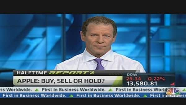 Hewlett-Packard Worth More Split Up: UBS Analyst