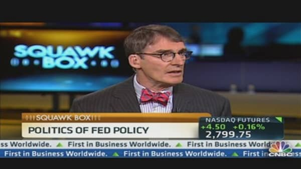 Why This Guy is Fighting the Fed