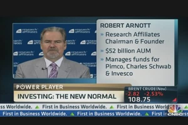 Investing: The New Normal
