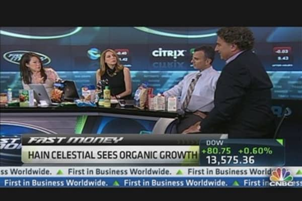 Hain Celestial CEO: Eating Healthy Is Going to Get Bigger