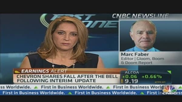 Marc Faber: Market Setting Up for 'Serious Setback'