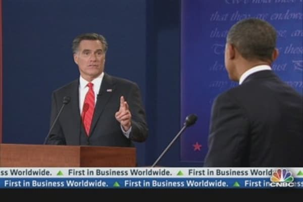 Romney: Just Because You Say Something Doesn't Mean it's True