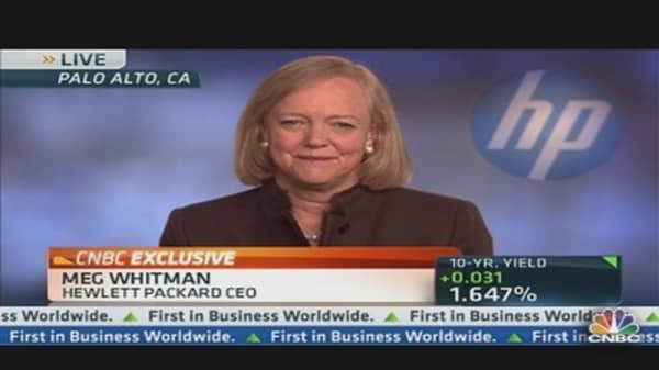 Can Whitman Turn HP Around?