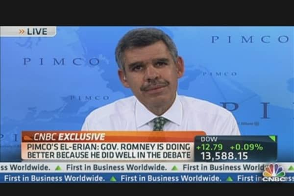 El-Erian on Jobs & Economy