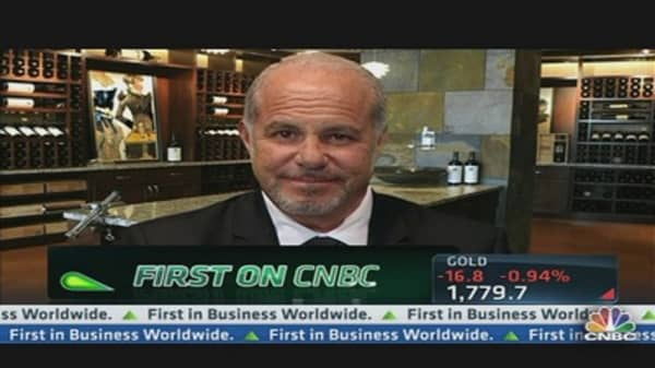 Constellation Brands CEO: Great Interest in Latino Products