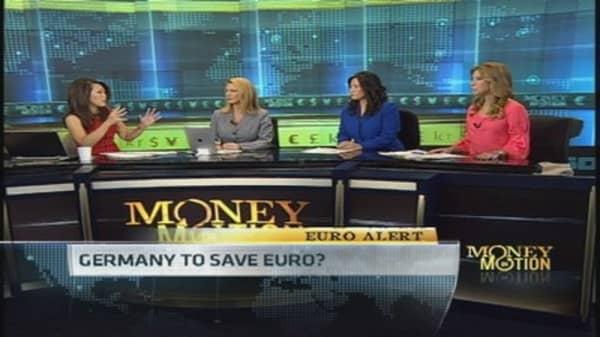 Merkel to Save Greece?