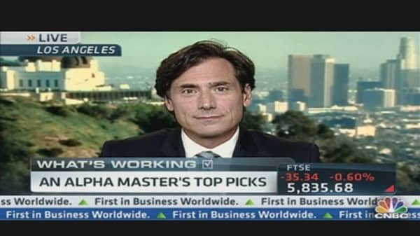 Alpha Master's Top Two Stock Picks