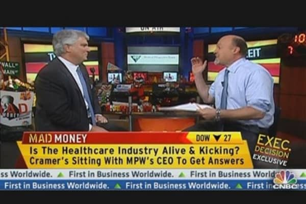 Medical Properties Trust CEO: Politics & Health Care