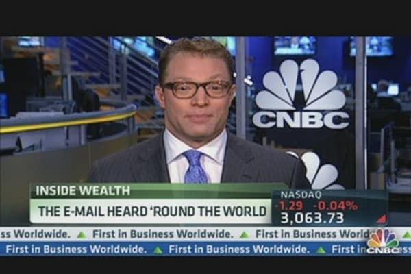 The E-Mail Heard 'Round the World'