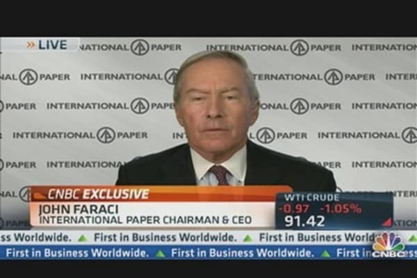 International Paper Raises Dividend