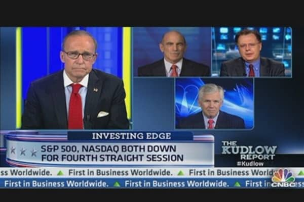 Kudlow: Are Markets Missing Something?