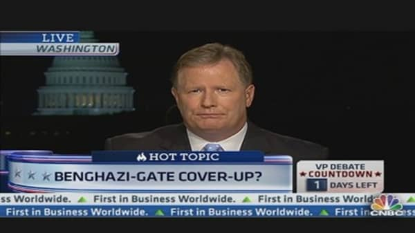 Benghazi-Gate to Rock Election?