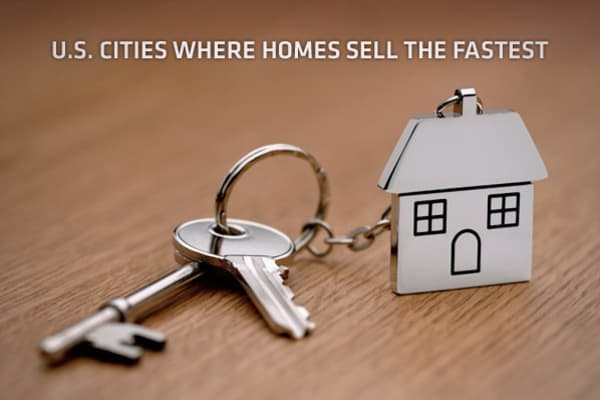 Although the U.S. housing market continues to struggle, many local markets are doing significantly better than the country as a whole, with some places While shifts in home values are important in any market, a key thing for sellers to determine is the length of time a property can expect to be on the market before being sold. The faster that homes sell, the faster an inventory backlog can be cleared, suggesting heightened demand and an upward trajectory. Additionally, when looking to sell, if a